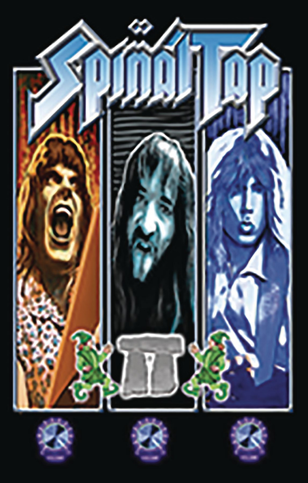 Rock & Roll Biographies: Spinal Tap