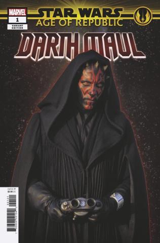 Star Wars: Age of Republic - Darth Maul #1 (Movie Cover)
