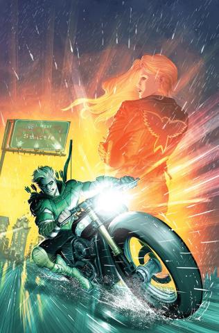 Green Arrow #25