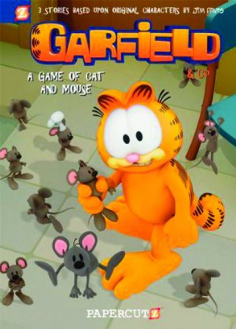 Garfield Vol. 5: A Game of Cat and Mouse