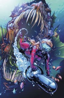 Grimm Fairy Tales: Red Agent - The Human Order #3 (Otero Cover)