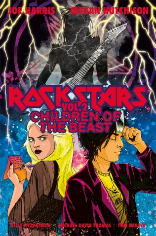 Rockstars Vol. 2: Children of the Beast
