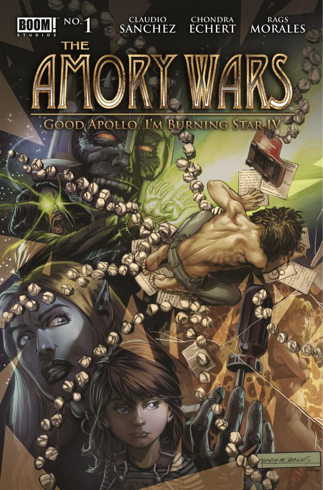 The Amory Wars: Good Apollo, I'm Burning Star IV #1
