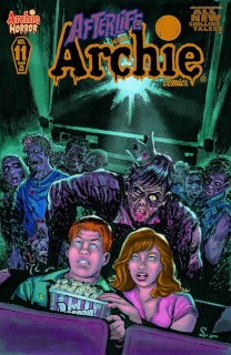 Afterlife With Archie #11 (Greg Scott Cover)