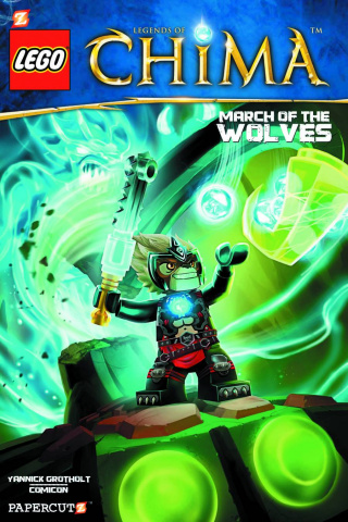 Lego: Legends of Chima Vol. 5: Wings For A Lion