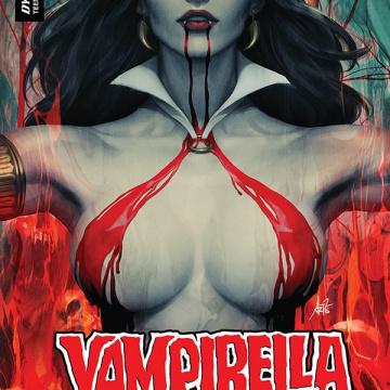 Vampirella #2 (Lau Cover)