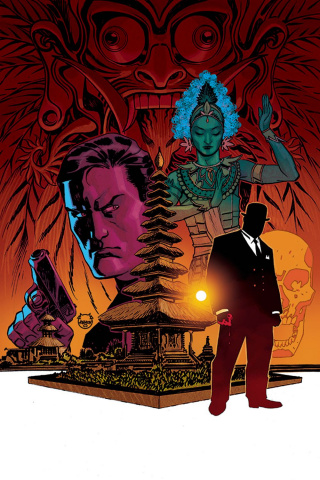 James Bond: 007 #2 (10 Copy Johnson Virgin Cover)