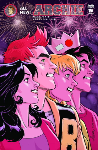 Archie #5 (Williams Cover)
