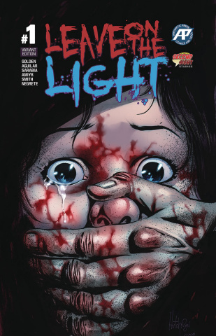 Leave on the Light #1 (Foil Cover)