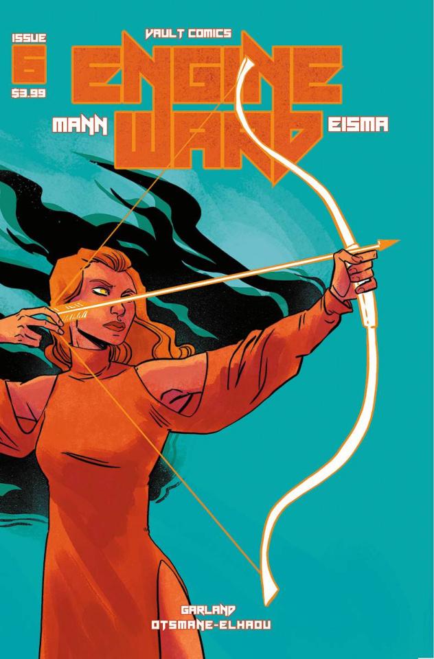 Engineward #6 (Hickman Cover)