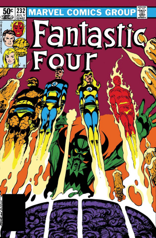 Fantastic Four by John Byrne #1 (True Believers)