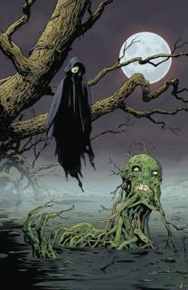 Black Hammer #6 (Ormston Cover)