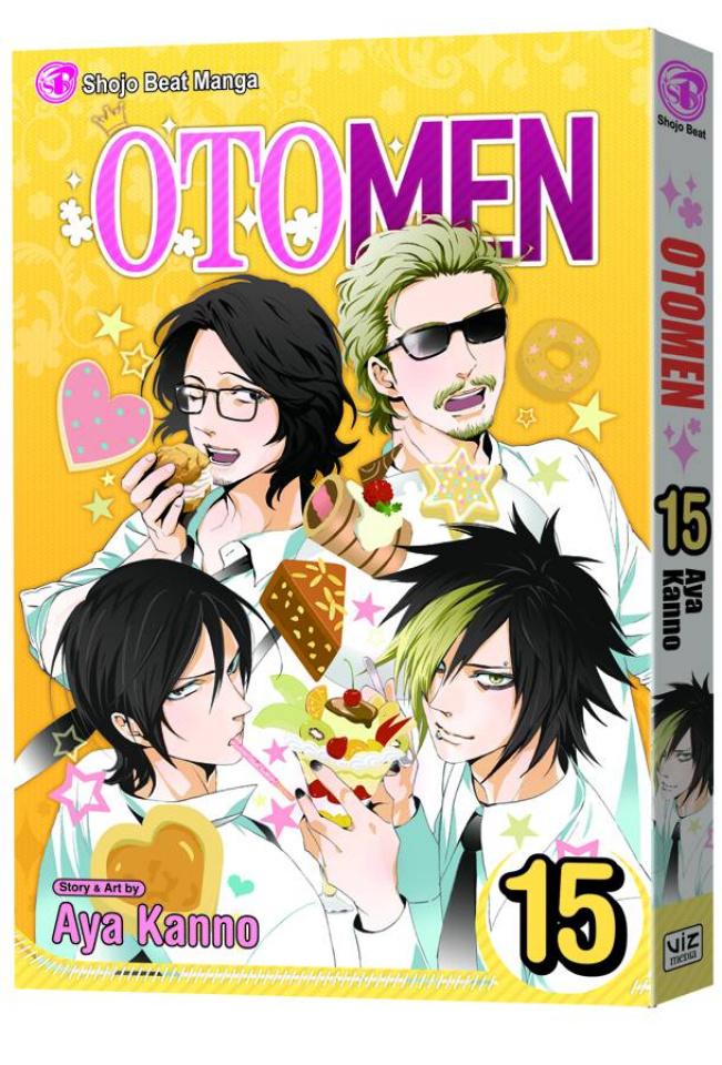 Otomen Vol. 15