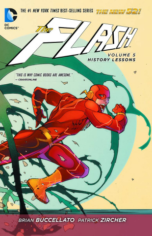 The Flash Vol. 5: History Lessons