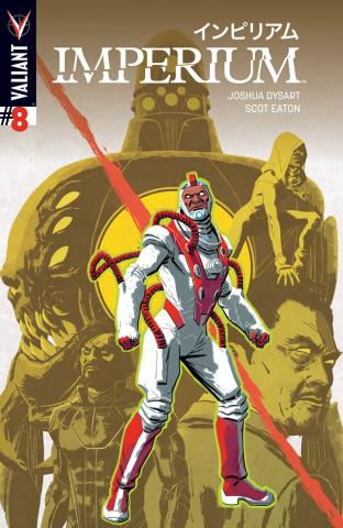 Imperium #8 (Kano Cover)
