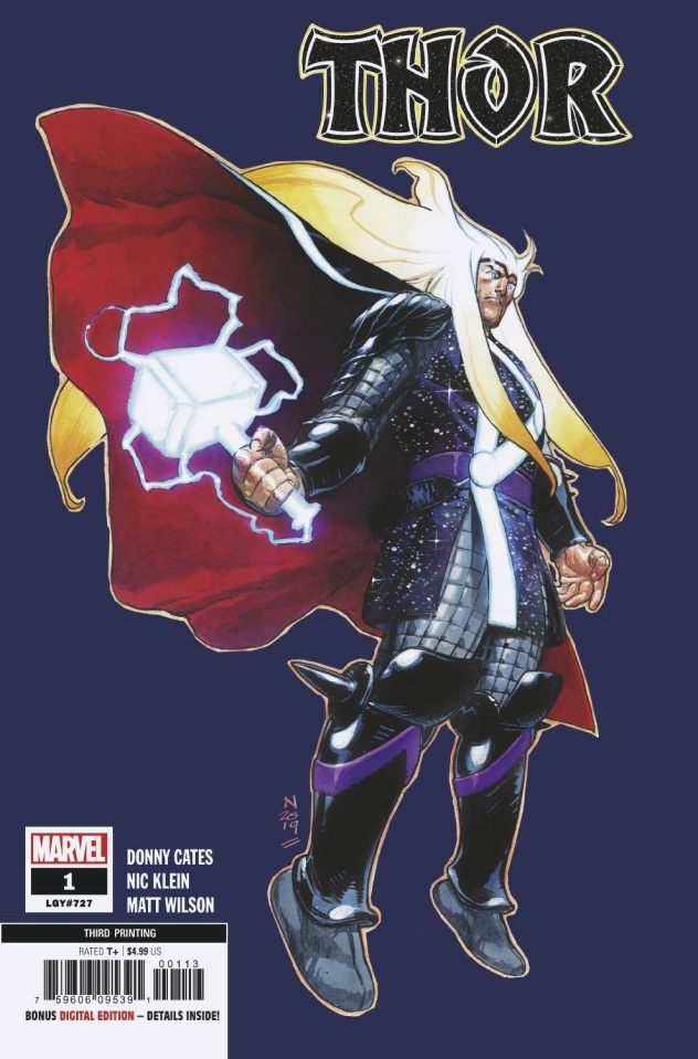 Thor #1 (Klein 3rd Printing)