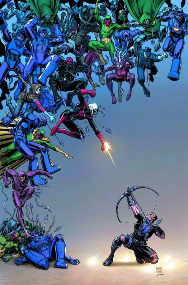 Secret Avengers #36