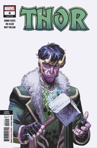 Thor #4 (4th Printing)