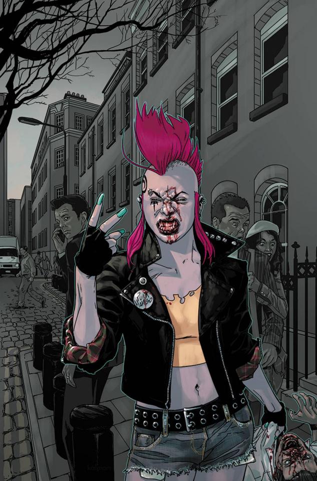 Punk Mambo #0 (20 Copy Cover)