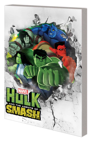 Marvel Universe: Hulk and the Agents of S.M.A.S.H.