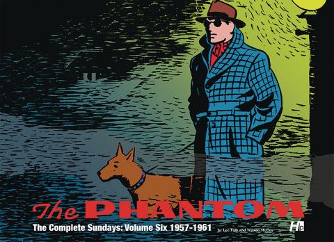 The Phantom: The Complete Sundays Vol. 6: 1956-1960