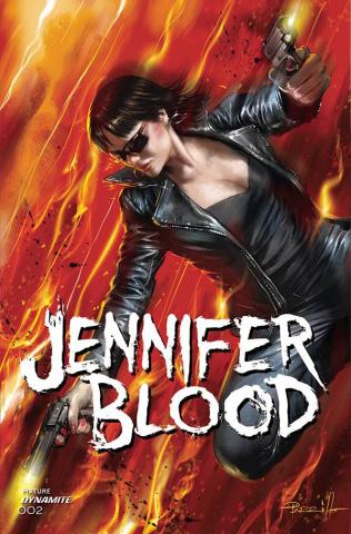 Jennifer Blood #2 (Parrillo Cover)