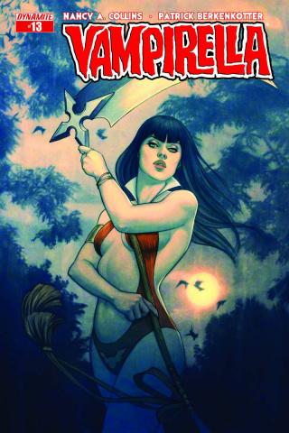 Vampirella #13 (Frison Cover)