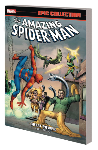 The Amazing Spider-Man: Great Power (Epic Collection)
