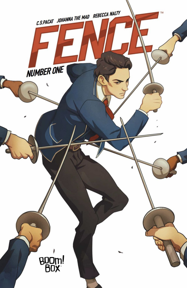Fence #1 (Shanen Pae Cover)