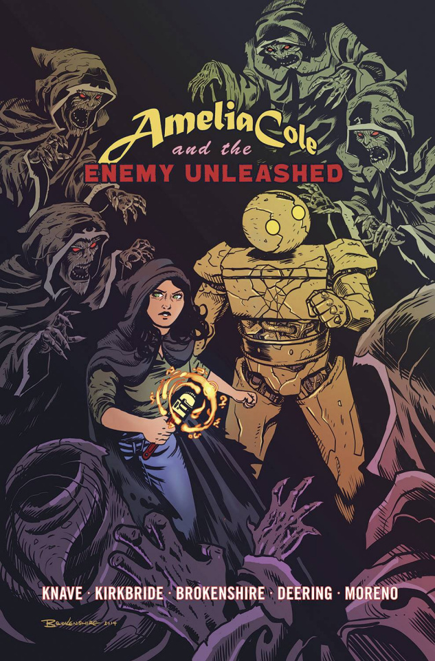 Amelia Cole and the Enemy Unleashed