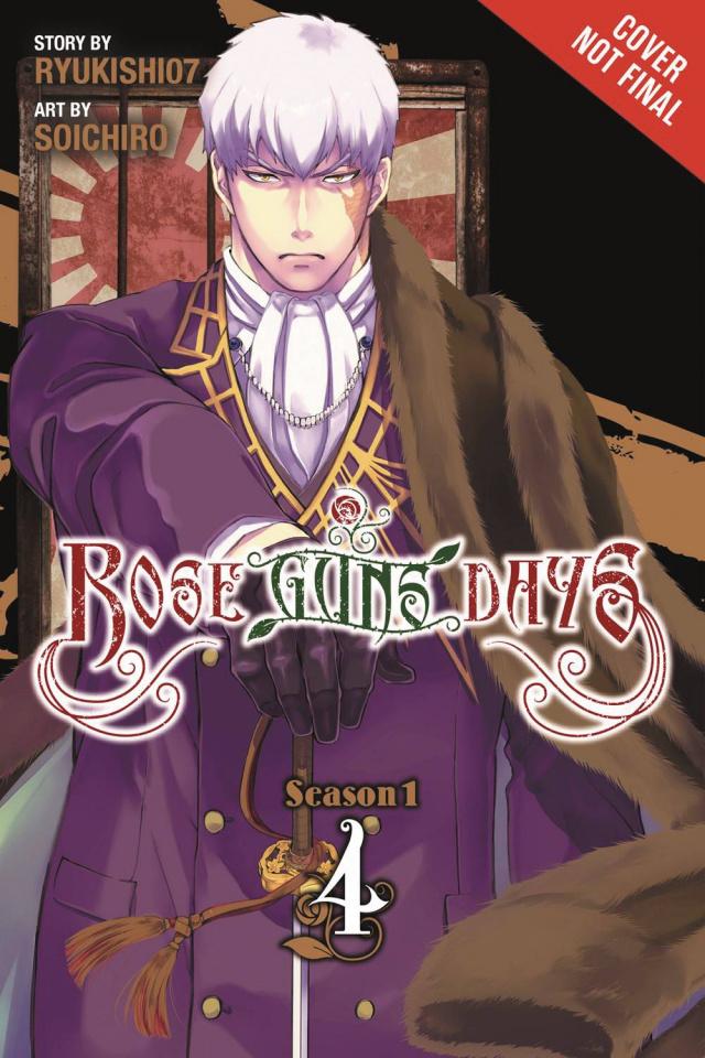 Rose Guns Days, Season 1 Vol. 4
