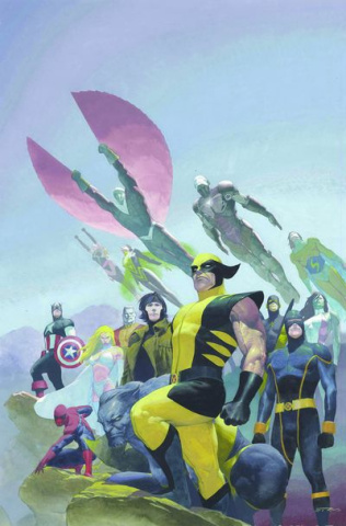 House of M #1: Marvel's Greatest Comics