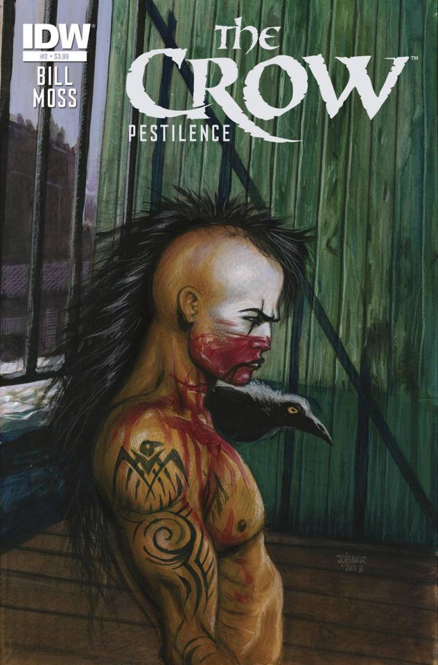The Crow: Pestilence #2