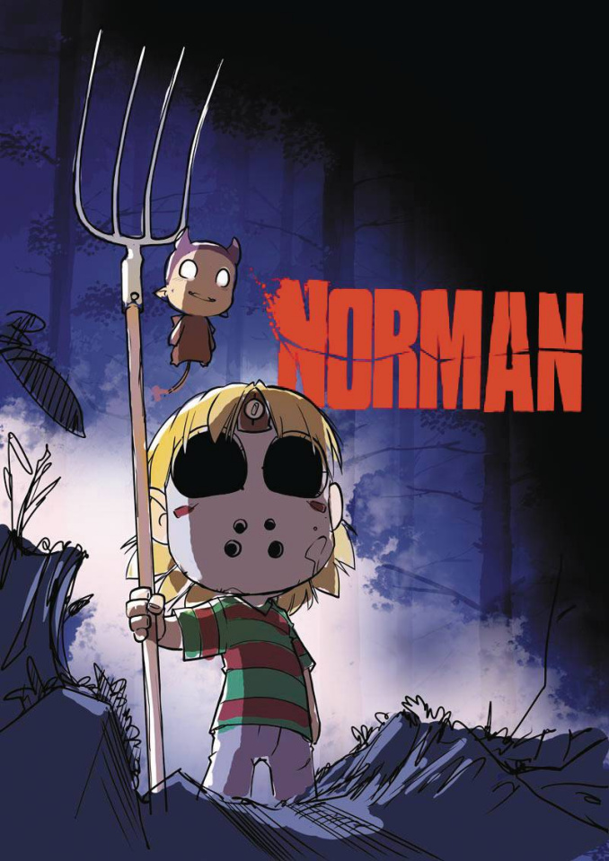 Norman #1 (Dirge Cover)