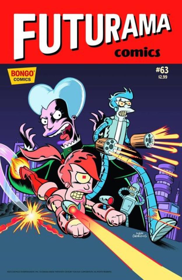 Futurama Comics #63