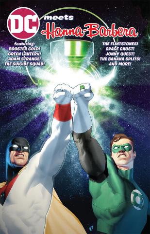 DC Meets Hanna Barbera