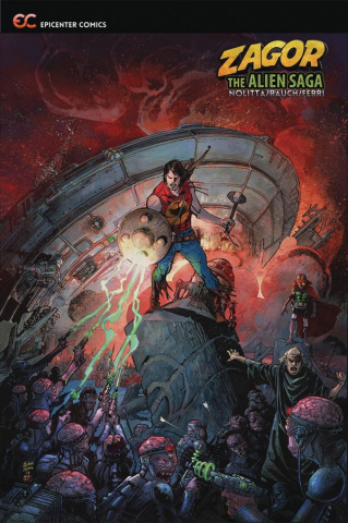 Zagor: The Alien Saga