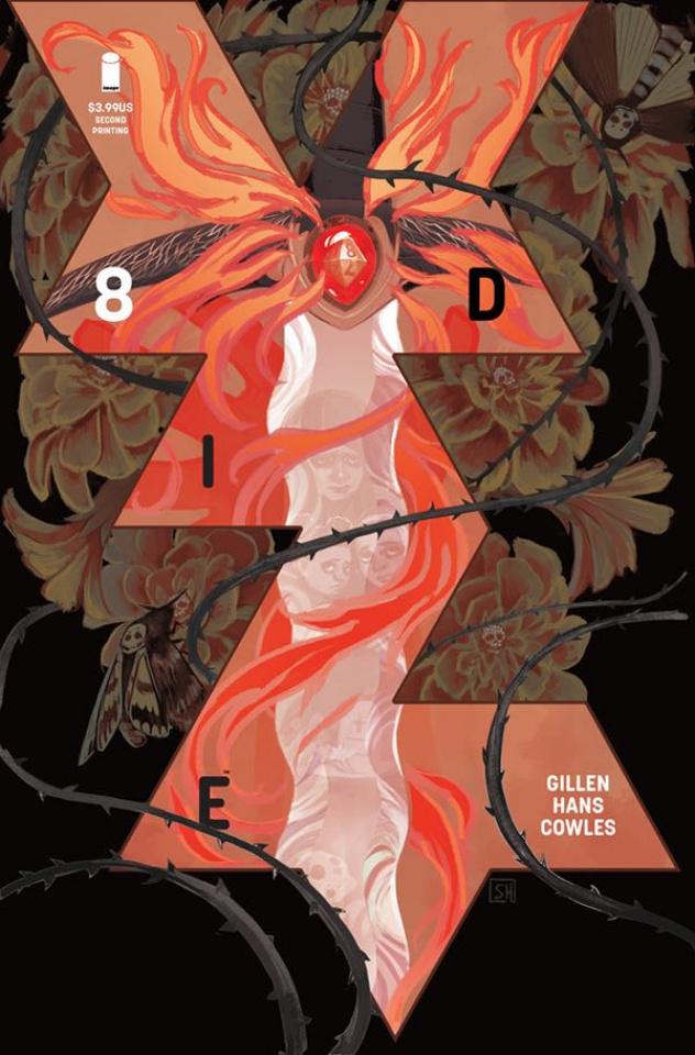 Die #8 (2nd Printing)