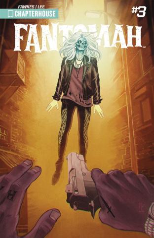Fantomah #3