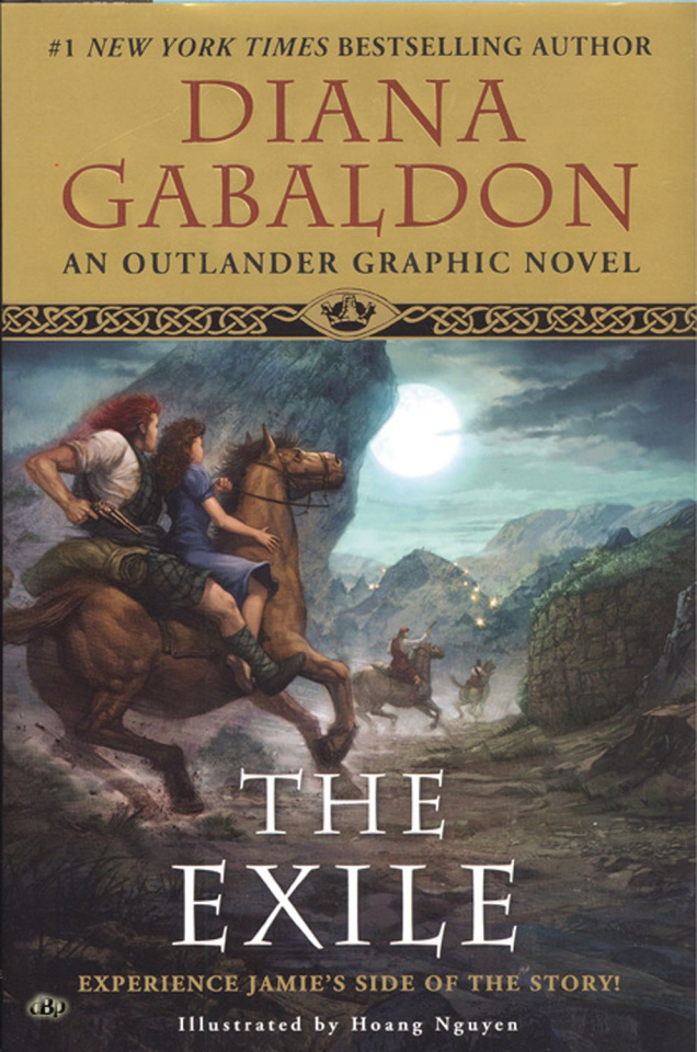 Diana Gabaldon Vol. 1: The Exile