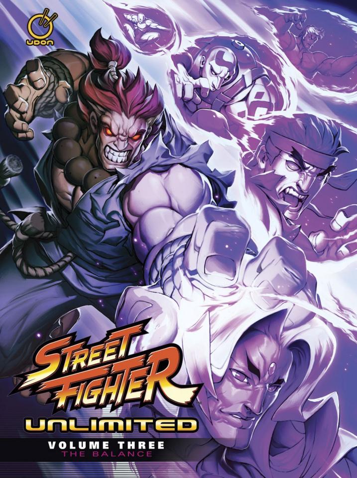 Street Fighter Unlimited Vol. 3: Balance