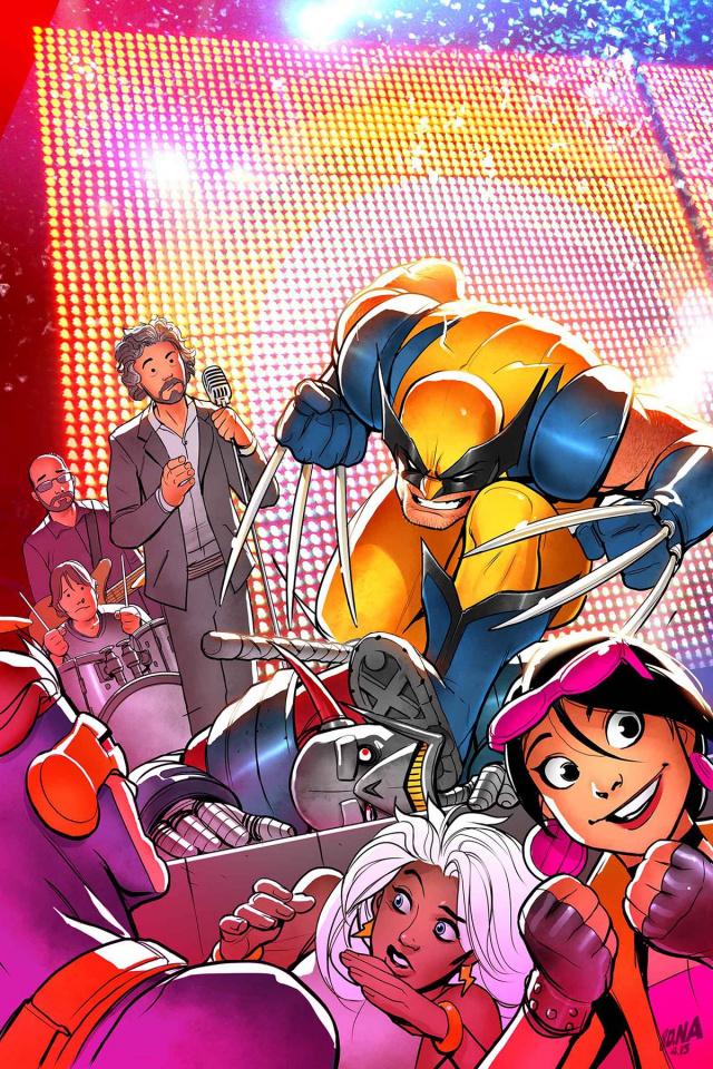 X-Men '92 #6