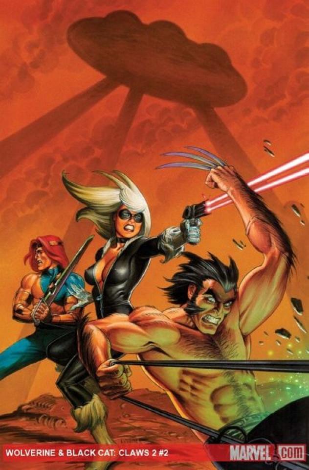 Wolverine & Black Cat: Claws 2 #2