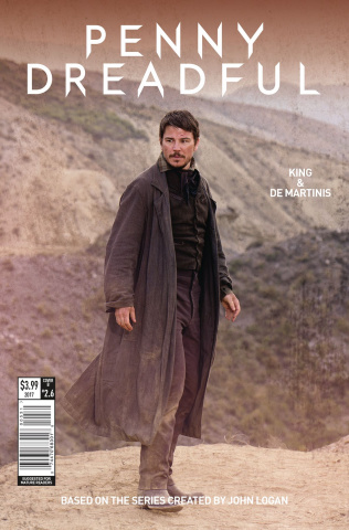Penny Dreadful #6 (Photo Cover)