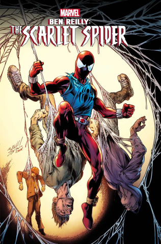Ben Reilly: The Scarlet Spider #1