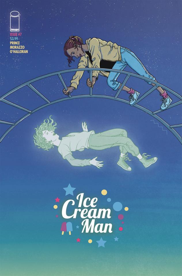 Ice Cream Man #7 (Morazzo & O'Halloran Cover)