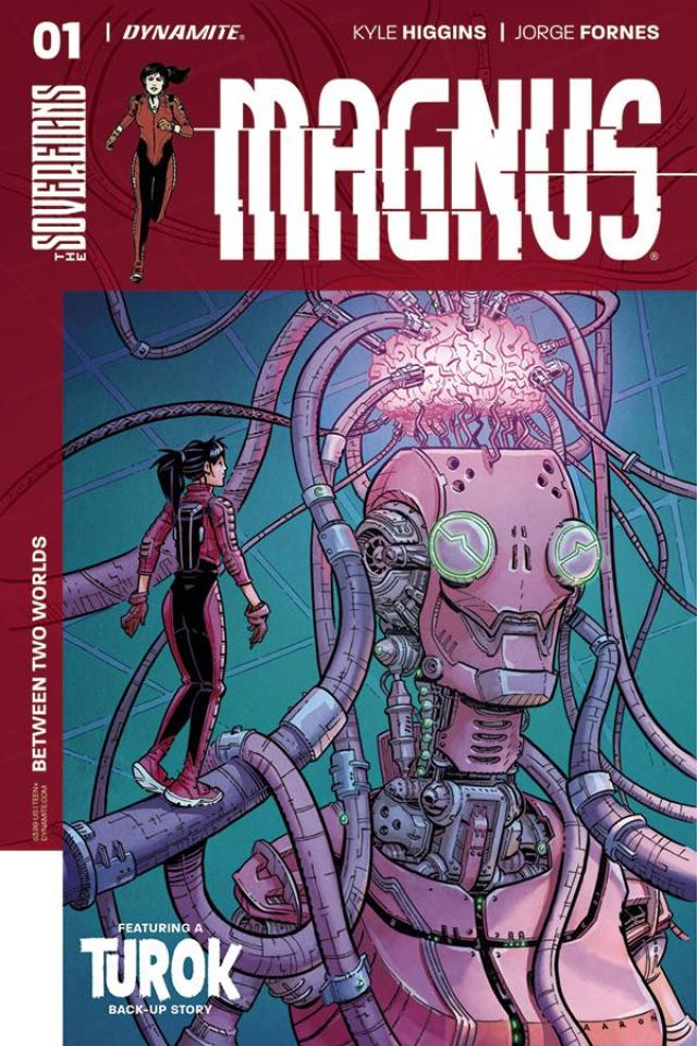 Magnus #1 (Conley Cover)