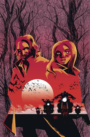 Sleepy Hollow: Providence #2 (20 Copy Santos Cover)