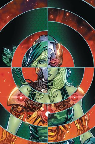 Robyn Hood: Vigilante #4 (Riveiro Cover)