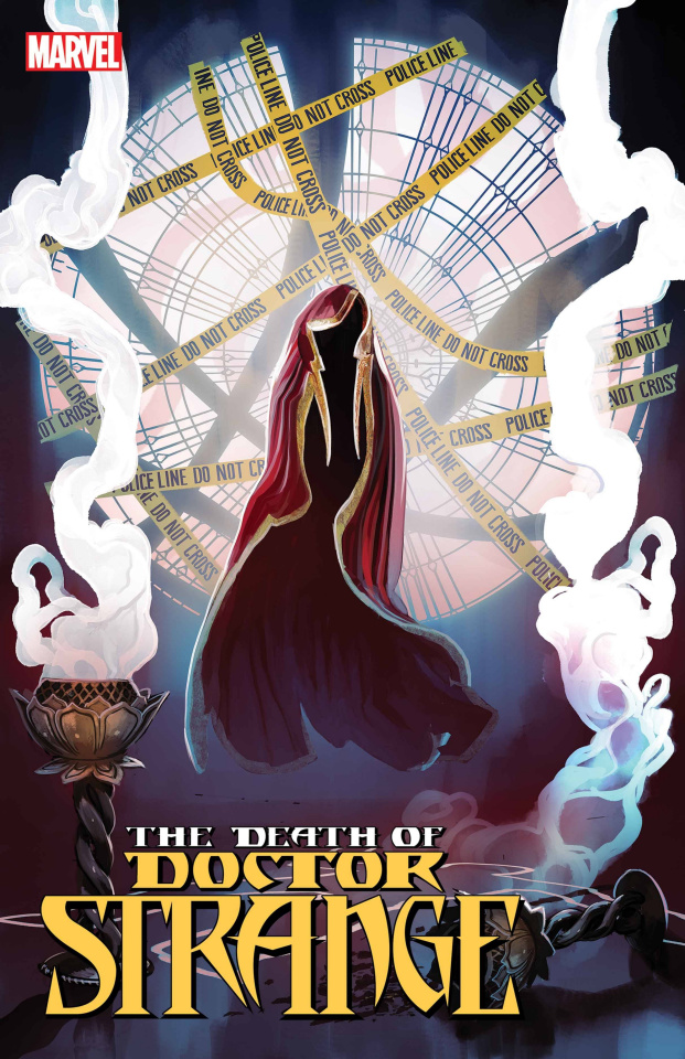 The Death of Doctor Strange #1 (Hans Cover)